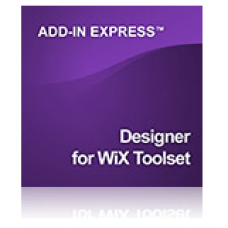 Designer for WiX Toolset