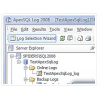ApexSQL Log
