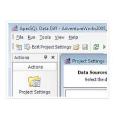 ApexSQL Diff