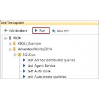 ApexSQL Unit Test