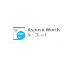 Aspose.Words for Cloud