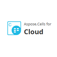 Aspose.Cells for Cloud