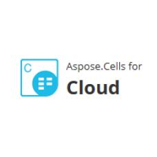 Aspose.Cells for Cloud