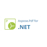 Aspose.Pdf  for .NET