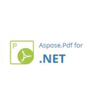 Aspose.Pdf  for .NET