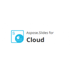 Aspose.Slides for Cloud