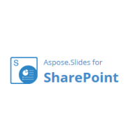 Aspose.Slides for SharePoint