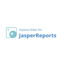 Aspose.Slides  for JasperReports
