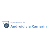 Aspose.Email  for Android via Xamarin