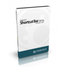Shortcut Bar for ActiveX COM