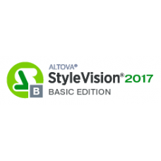 StyleVision Basic Edition