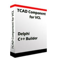 矢量图形组件TCAD