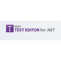 NOV Rich Text Editor for .NET