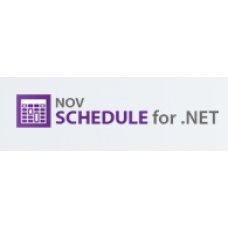 NOV Schedule for .NET