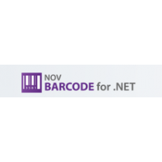 NOV Barcode for .NET