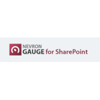 Nevron Gauge for SharePoint