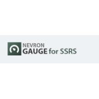 Nevron Gauge for SSRS