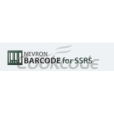 Nevron Barcode for SSRS