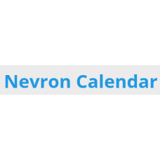 Nevron Calendar